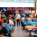 Braspress comemora 42 anos de operações