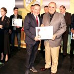 Braspress recebe prêmio Top do Transporte