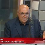 Urubatan Helou concede entrevista  para a Rádio Bandeirantes