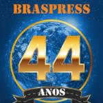 Braspress 44 anos
