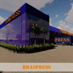 Braspress anuncia construção de novo hub em Uberlândia (MG)
