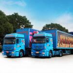 Braspress investe na ampliação da frota e adquire 235 novos caminhões