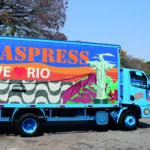 Braspress faz renovação parcial da frota   do Rio de Janeiro (RJ)